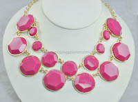 Contemporary Bib Necklace