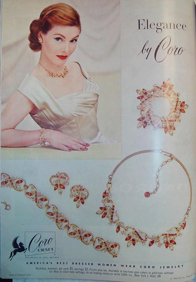 Dating vintage costume jewelry