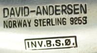 Ostern for David Andersen Hallmark