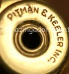 Pitman and Keeler Hallmark